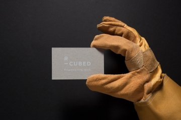 R-Cubed Corporate Identity