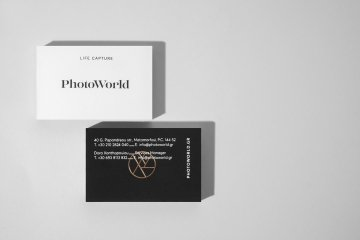Photoworld Corporate Identity
